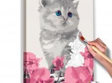 Kifestő - Kitty Cat