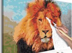 Kifestő - Lion