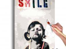 Kifestő - Little Girl