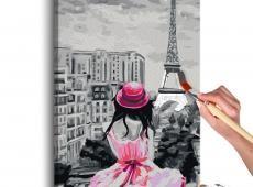Kifestő - Paris - Eiffel Tower View