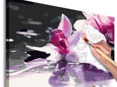 Kifestő - Pink Orchid (Detail)