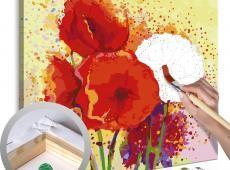 Kifestő - Poppies (modern)