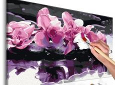 Kifestő - Purple Orchid