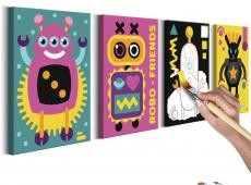 Kifestő - Robots