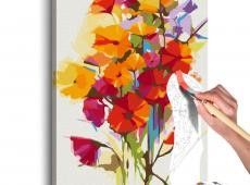 Kifestő - Summer Flowers