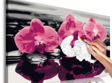Kifestő - Three Orchids
