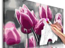 Kifestő - Tulip Field