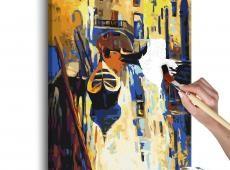 Kifestő - Venice (Gondolas)