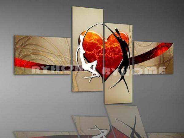 KK Digital Art Quatro vászonkép | 4978Q