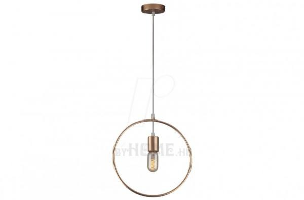 Linea Cerchio bronz mennyezeti lámpa