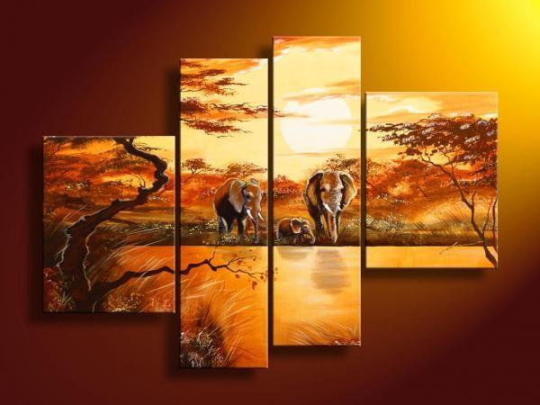 Lisa Auermann vászonkép | 4041 so - African Sunset