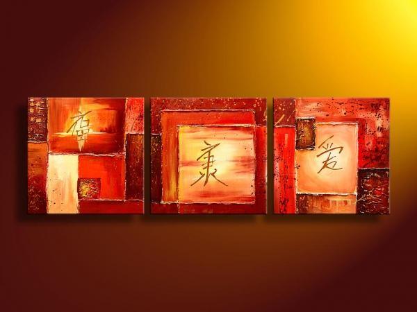Lisa Auermann vászonkép | 4176-Feng-Shui: Szerelem, szerencse,energia