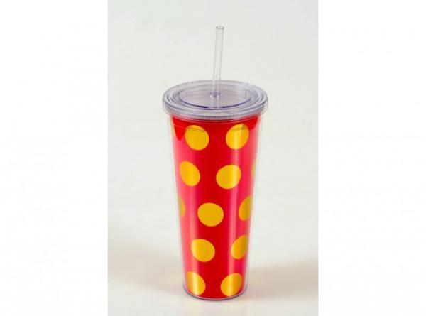 Pöttyös óriás pohár