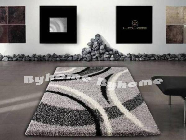 Shaggy Soft Szőnyeg | 104 Silver Gray
