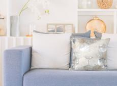 Spark Pillow 210 szürke / ezüst