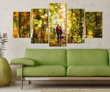 Miért válassz absztrakt dekorációt otthonodba?