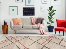 Vancouver 110 krémszínű / barna / Rosé