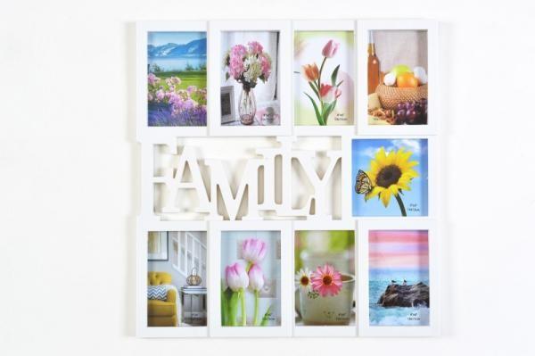 WB1709 Family Fali képkeret