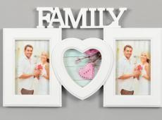 WK - 3 FAMILY képkeret FP