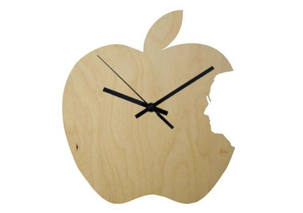 Wood - Apple - falióra