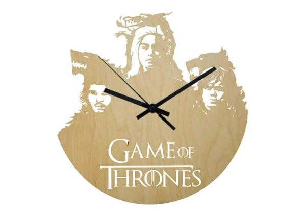 Wood - Game of Thrones - falióra