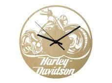 Wood - Harley - falióra