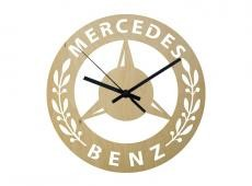 Wood - Mercedes - falióra