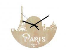 Wood - Paris - falióra