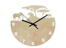 Wood - Szafari - falióra