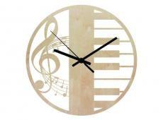 Wood - Zene - falióra