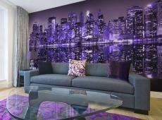 XXL Fotótapéta - American violet