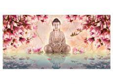 XXL Fotótapéta - Buddha and magnolia_KK