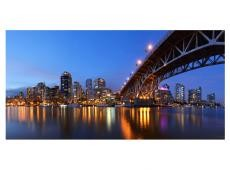 XXL Fotótapéta - Granville Bridge - Vancouver (Canada)