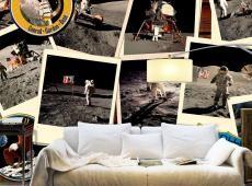 XXL Fotótapéta - Moon Travel