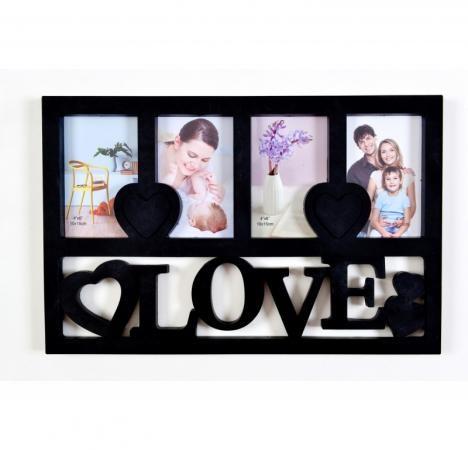 YJ1710 LOVE  Fali képkeret
