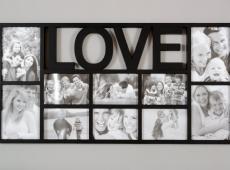 ZY-183 LOVE képkeret